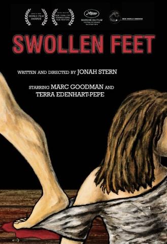 swollen feet poster 4